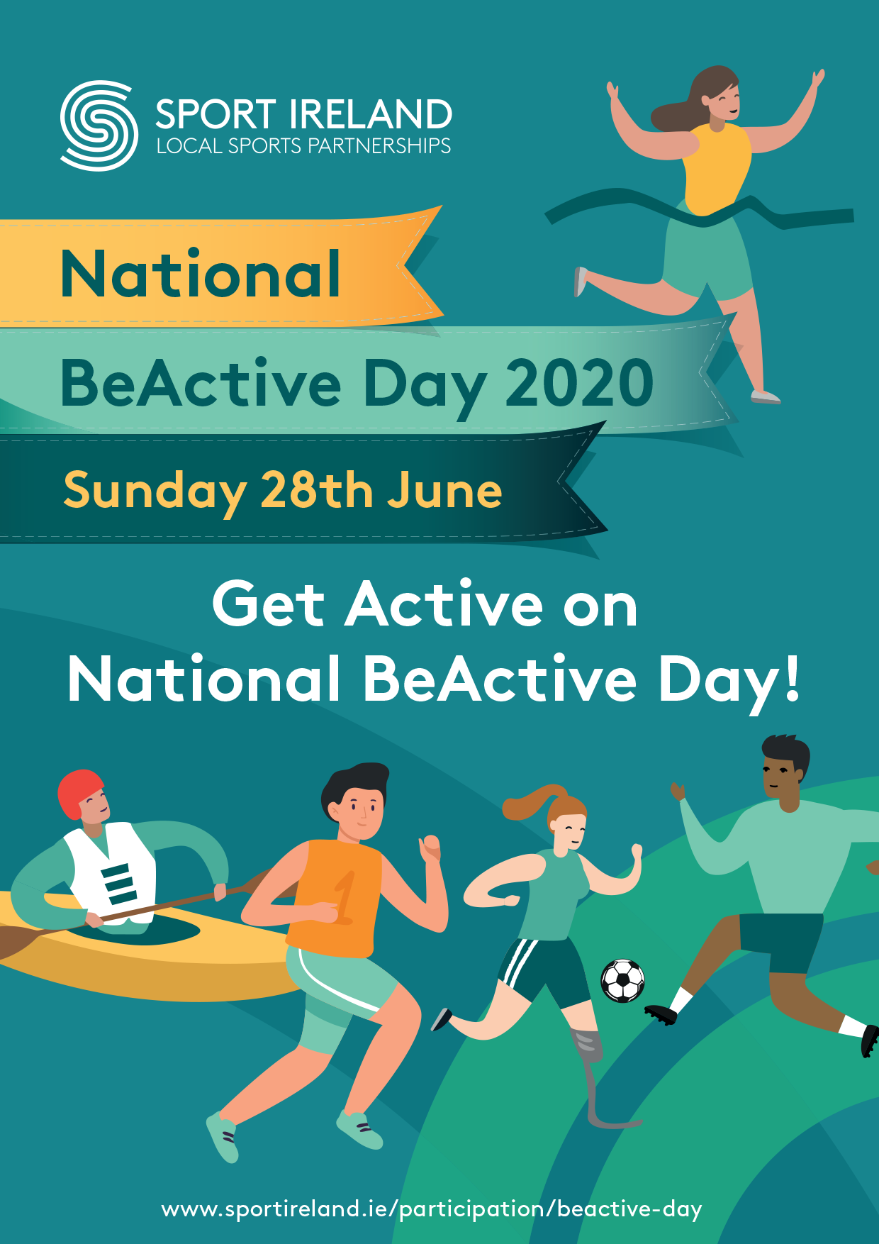 BeActive Day Poster