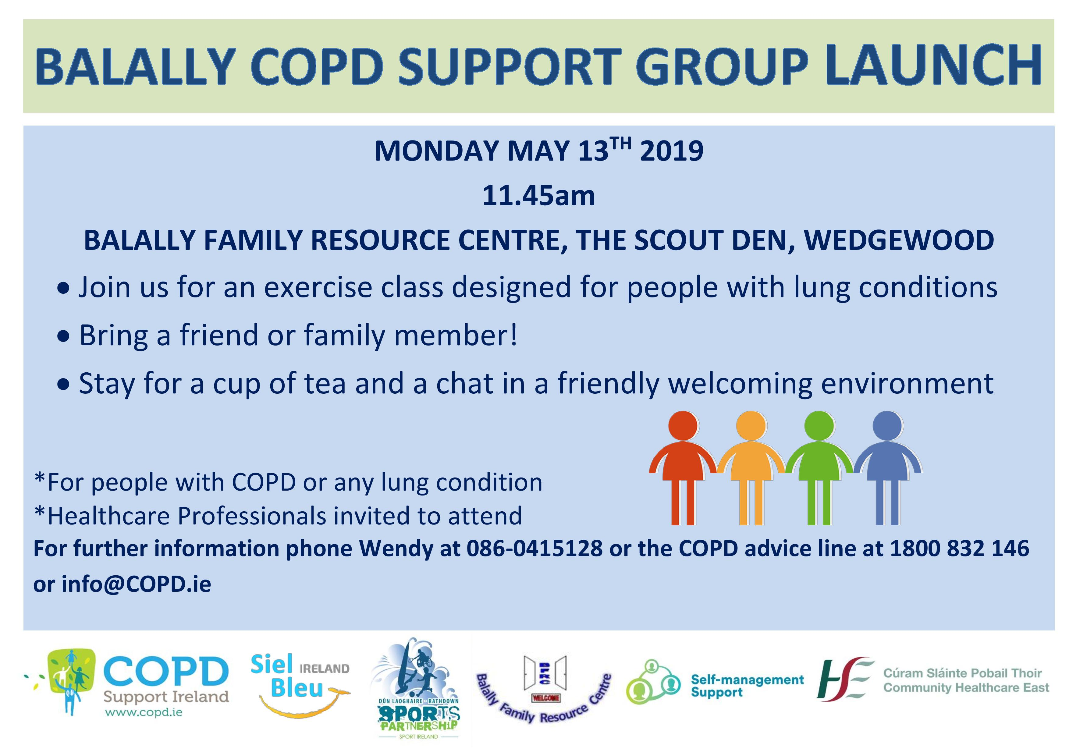 COPD Support Launch Final Poster