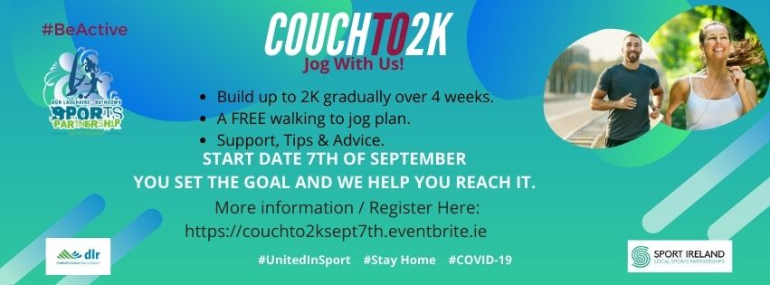 Couch to 2k sept 7th