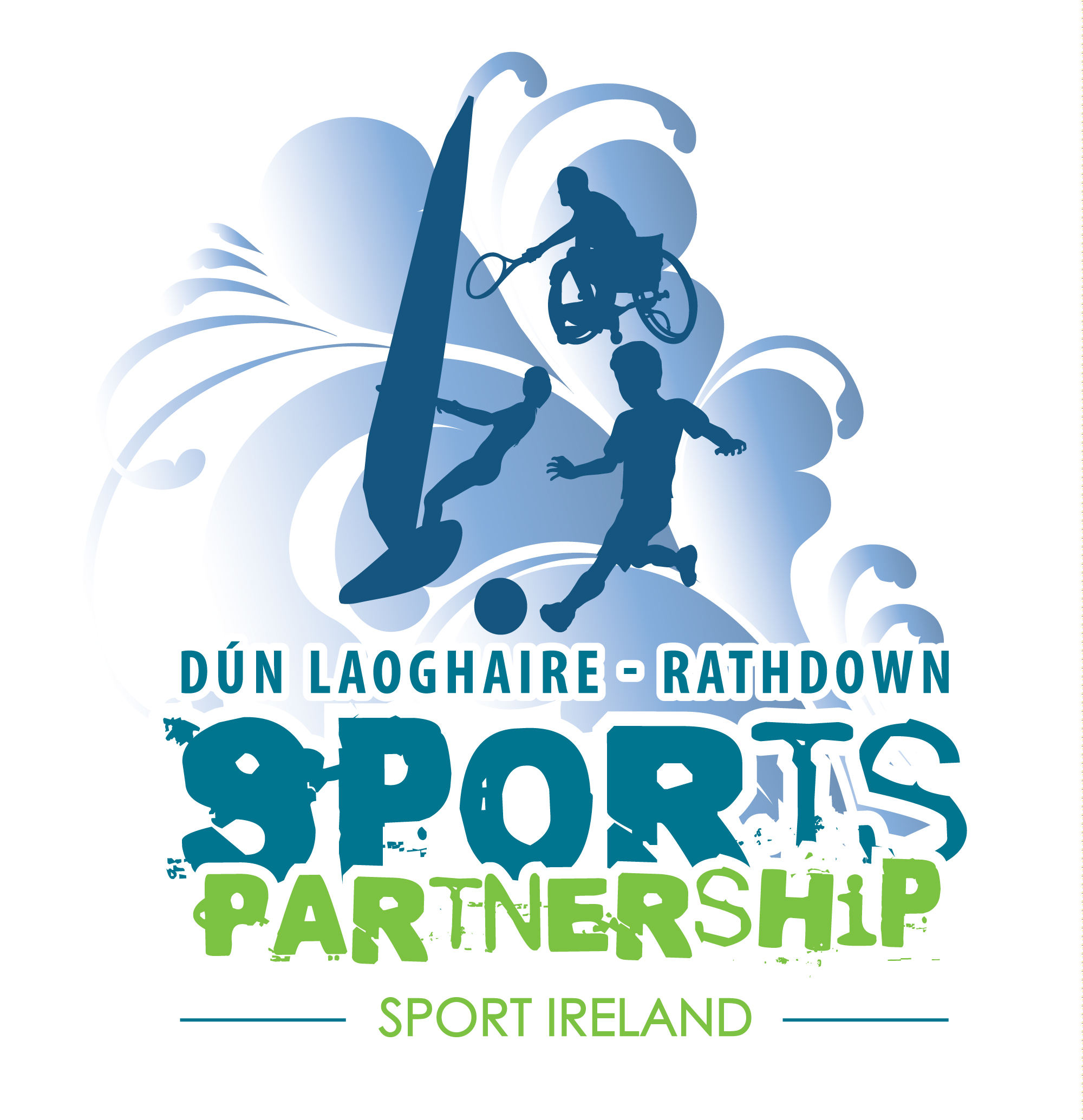 DLR Sports Partnership Logo 2017