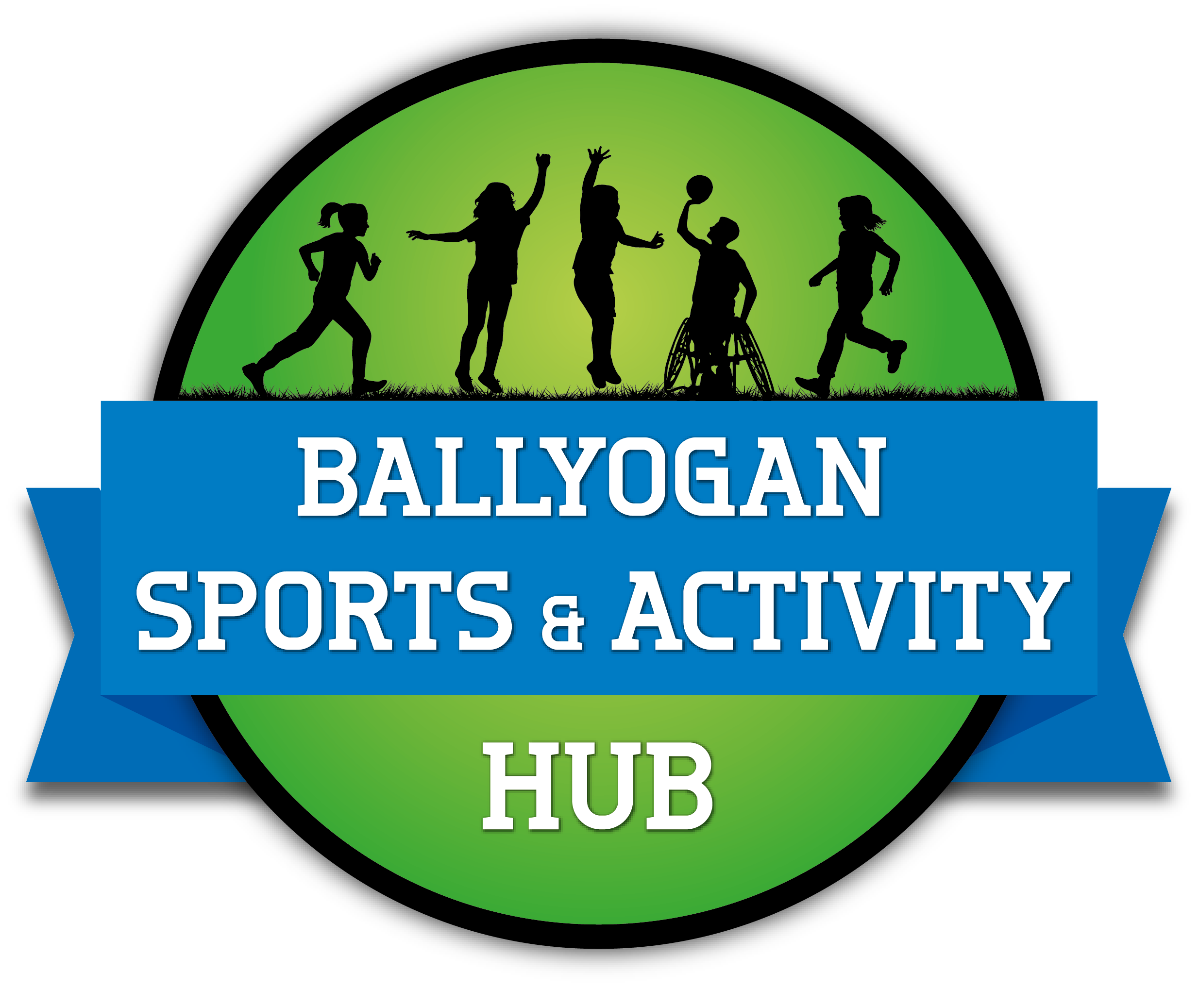 Logo Ballyogan SA HUB final V2