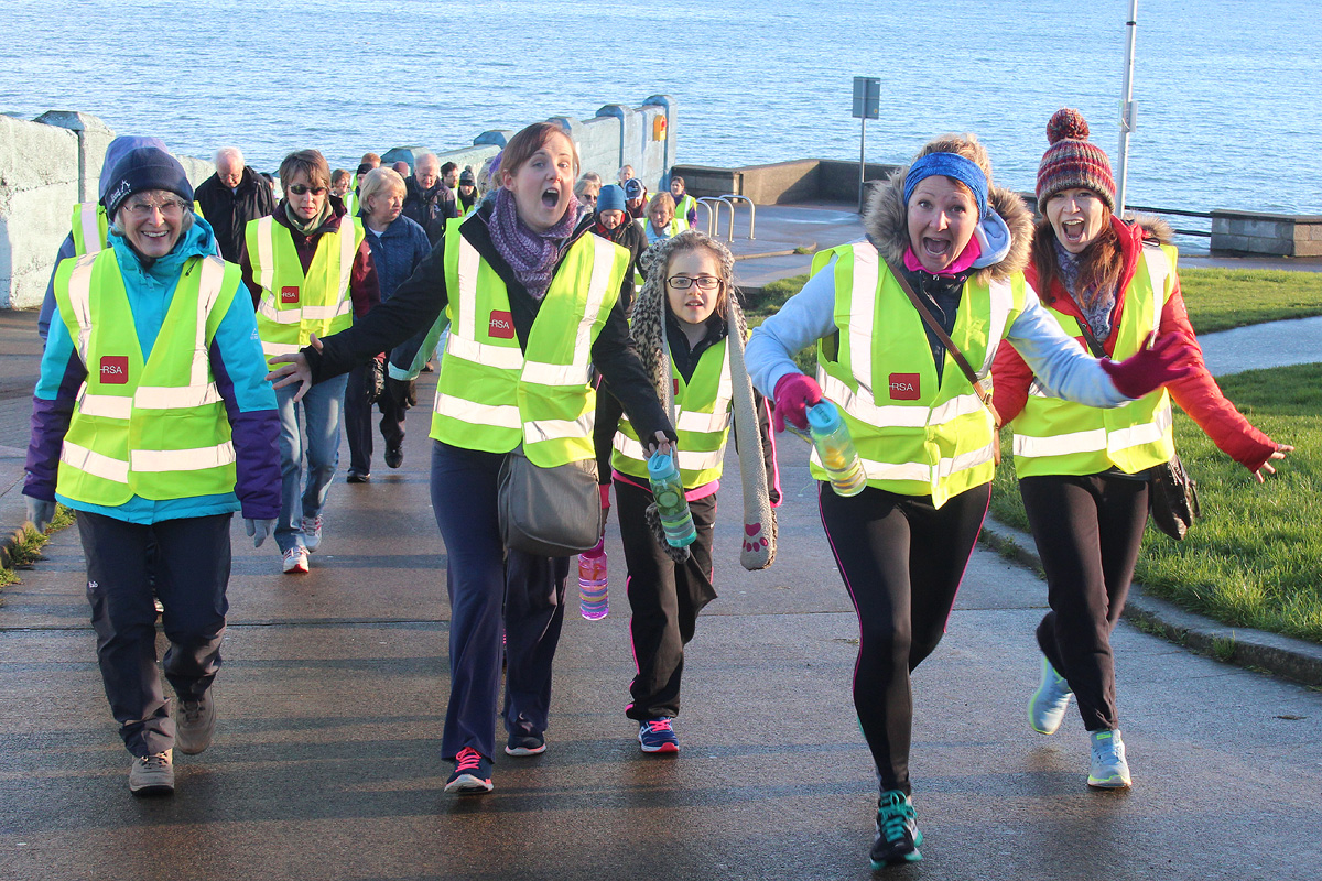 Operation Transformation Walk 2016 Newtownsmith