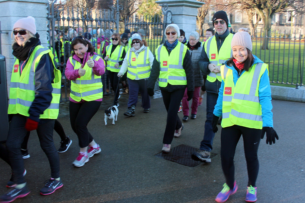 Operation Transformation Walk 2016 Peoples Park