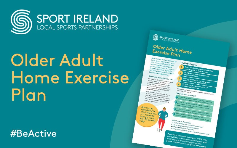 Social Assets Older Adults Home Exercise Plan 1