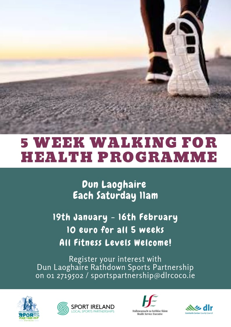 Walking For Health Flyer Jan 2019
