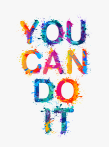 You can do it 2