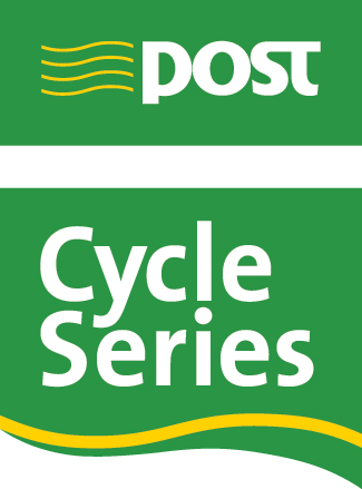 an post cycle series logo
