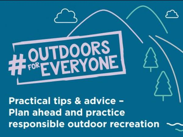 outdoors for everyone Practical tips and advice